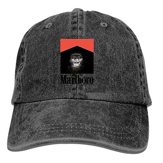 edb0ba312 EANTE Baseball Cap-Kingkong Marlboro Cowboy Hats for Mens Women Dad ...