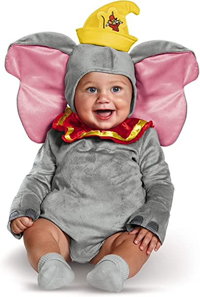Disney Baby Dumbo Infant Costume: Amazon.es: Ropa y accesorios