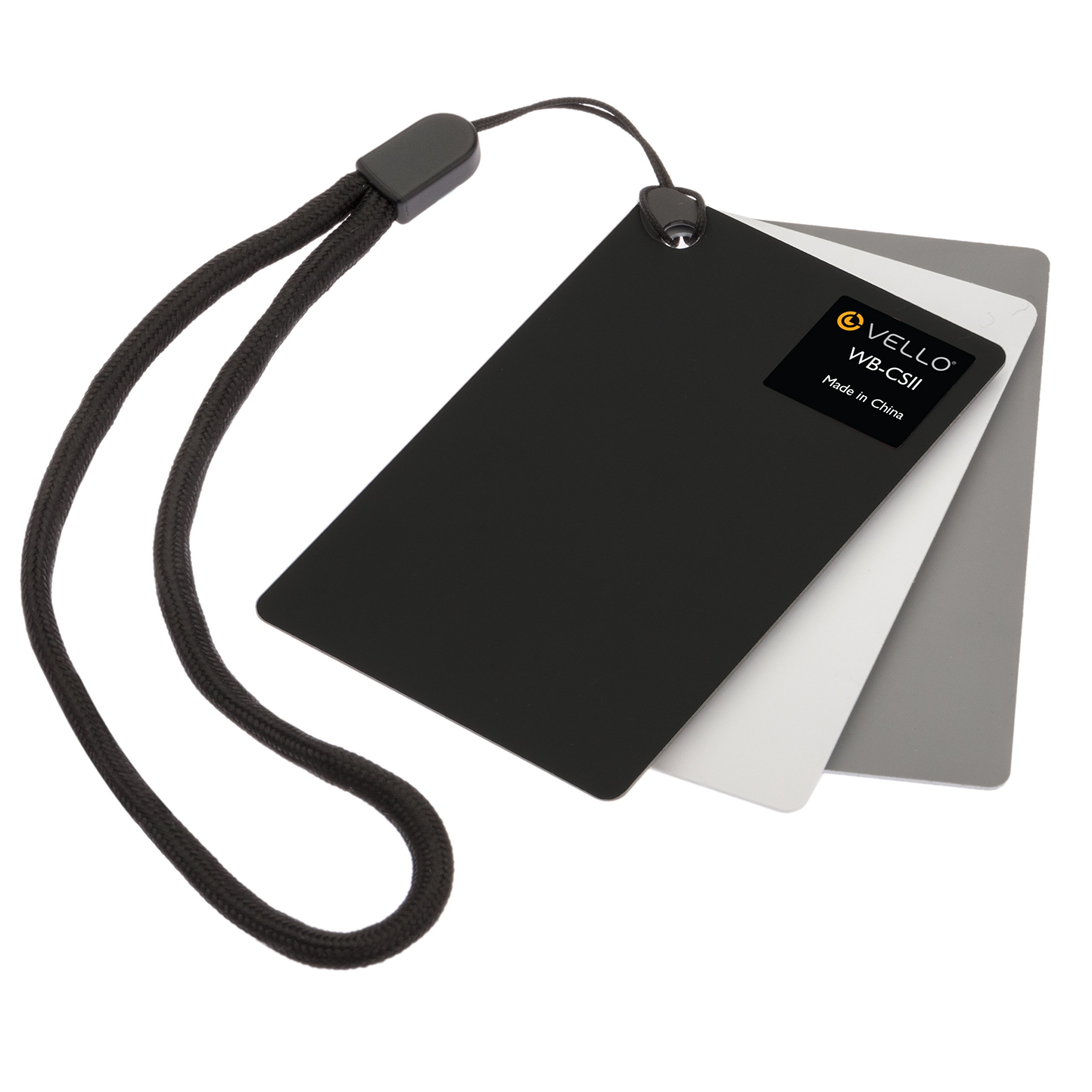 Vello White Balance Card Set (Small)