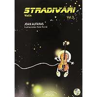 Stradivari - Violín: Stradivari vol. 3 - Violín