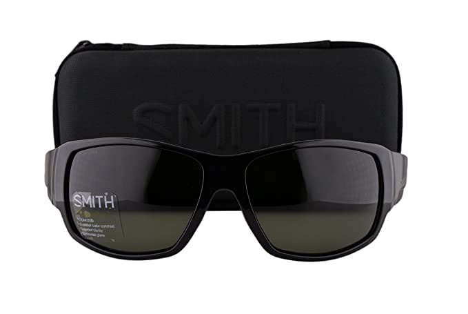 7e100b2b707 Image Unavailable. Image not available for. Colour  Smith Dockside  Sunglasses Matte Black ...
