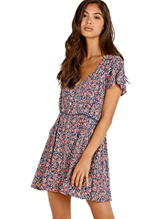 Spell and the Gypsy Collective Women s Jasmine Mini Dress at Amazon Women s  Clothing store  7c4702ba5