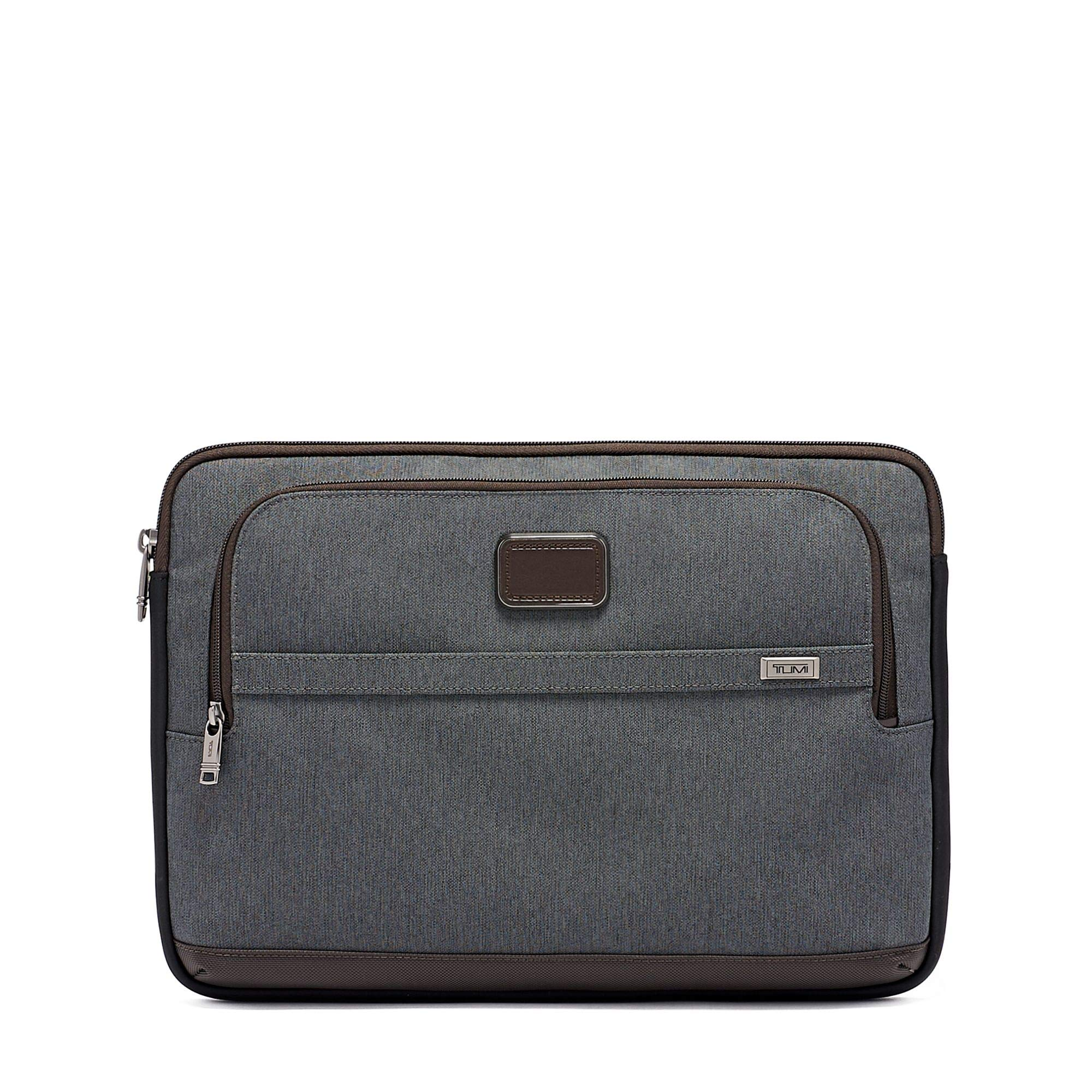 TUMI - Alpha 3 Large 15 Inch Laptop Cover - Computer Case for Men and Women - Anthracite by TUMI (Image #1)