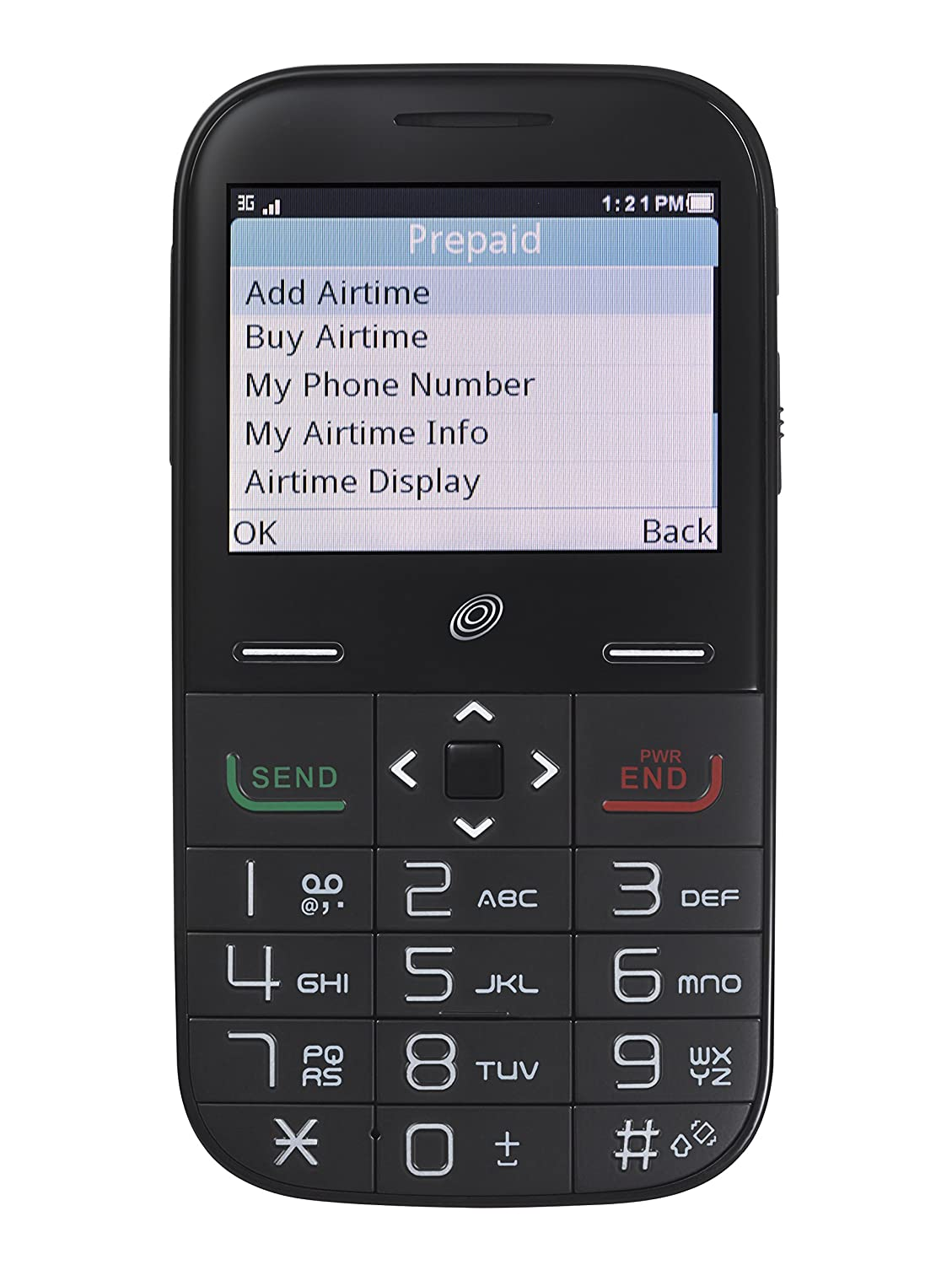 Amazon prime membership phone number - Amazon Com Alcatel Big Easy Plus Prepaid Phone With Double Minutes Tracfone Cell Phones Accessories