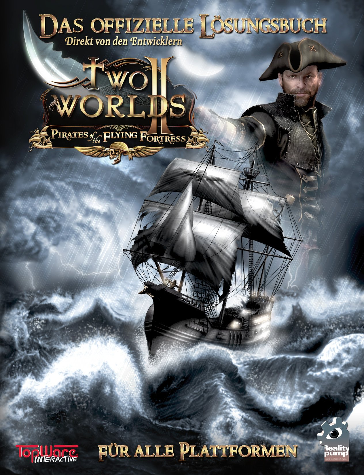 Two Worlds II: Pirates of the Flying Fortress (Lösungsbuch)