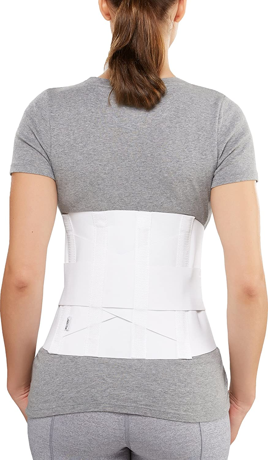Amazon.com: Bell-Horn CrissCross Lumbosacral Lower Back Support Brace, XXX-Large (Waist: 56