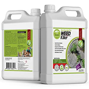 ECO GARDEN PRO - 100% White Vinegar Organic Weed Killer
