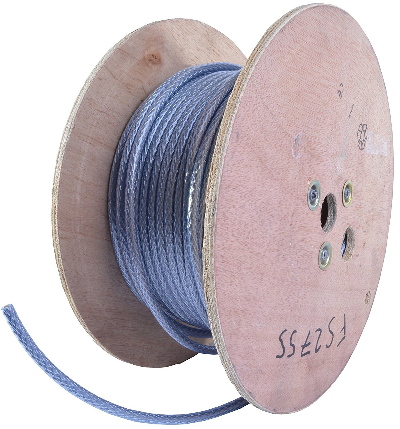 SY 2.5MM 5 CORE STEEL BRAIDED MULTICORE CONTROL FLEXIBLE CABLE SOLD PER METRE