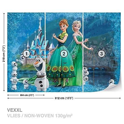 Frozen Anna Elsa Olaf Frozen Wallpaper Photo Wallpaper Photo