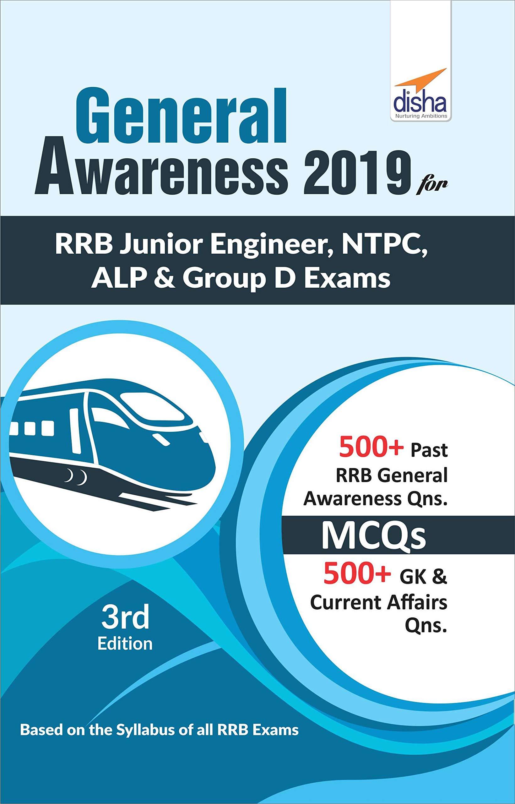 Buy General Awareness 2019 for RRB Junior Engineer, NTPC