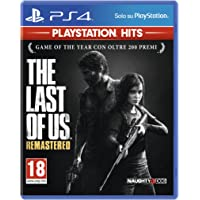 The Last Of Us Remastered (Ps Hits) - Classics - PlayStation 4