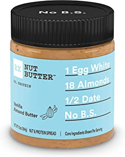 product image for Rxbar, Vanilla Almond Butter Nut & Protein Spread, 10 Ounce
