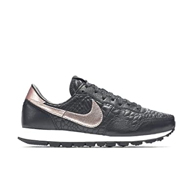 info for 1bc94 09c3f Nike air Pegasus 83 PRM QLT Womens Trainers 807395 Sneakers Shoes (US 10,  Black