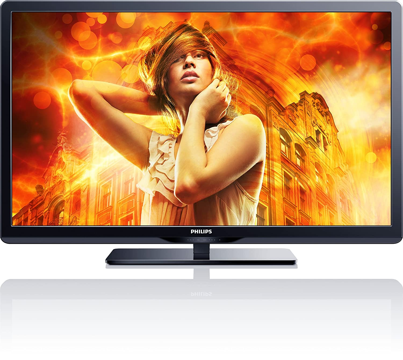 d50d585b9 Amazon.com  Philips 50PFL3807 F7 50-Inch LCD 60Hz Internet (Black) (2012  Model)  Electronics