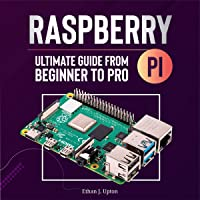 Raspberry Pi 4 Ultimate Guide: From Beginner to Pro: Everything You Need to Know: Setup, Programming Theory, Techniques, and Awesome Ideas to Build Your Own Projects: Raspberry Master Series, Book 1