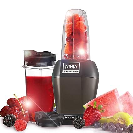Nutri Ninja Personal Blender 900W - BL450MO - Mocha