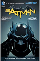 Batman (2011-2016) Vol. 4: Zero Year- Secret City (Batman Graphic Novel) (English Edition) eBook Kindle
