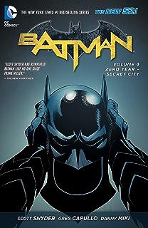 Amazon batman 2011 2016 vol 1 the court of owls batman batman vol 4 zero year secret city the new 52 fandeluxe Choice Image