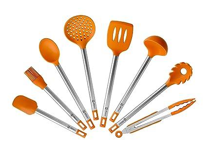 Compra Bra Efficient - Set de 8 utensilios de cocina en ...