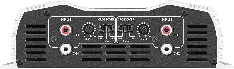 Taramps DS 800x4 1 Ohm 4 Channels 800 Watts Amplifier