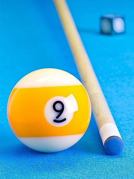 Gejoy 20 Piezas de Puntas de Taco de Billar 10 mm Punteras de Reemplazo con Caja de Almacenaje para Tacos de Billar y Snooker, Azul: Amazon.es: Deportes y aire libre