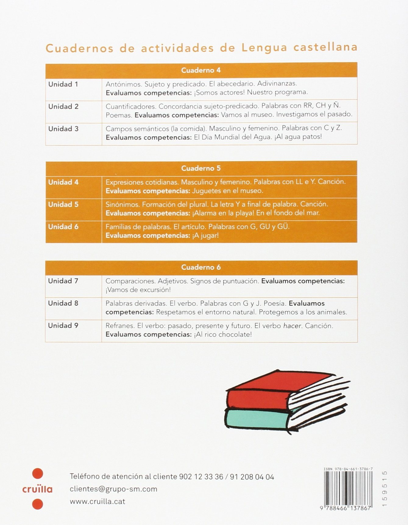 Supercompetents en... Lengua castellana. 2 Primaria, 2 Trimestre. Construïm. Cuaderno - 9788466137867: Amazon.es: Núria Abelló Tornató, Assumpta Casacuberta ...