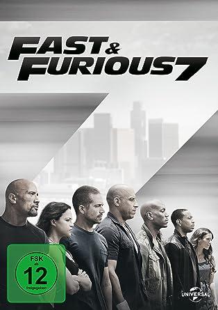 Fast & Furious 7 [Alemania] ...