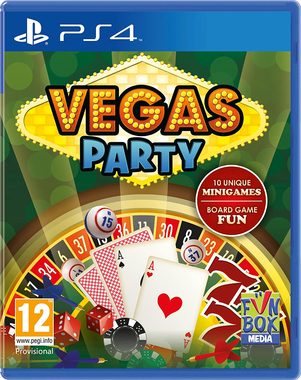 4fb1442ec6dd51 Vegas Party (Nintendo Switch)  Amazon.co.uk  PC   Video Games