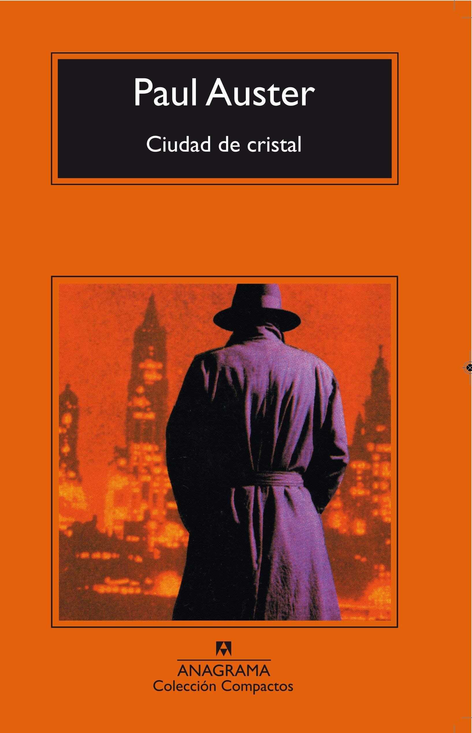 Ciudad De Cristal Compactos Spanish Edition Auster Paul De Juan Maribel 9788433914767 Books