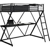 Amazon Com Ikea 291 542 09 Sv 228 Rta Loft Bed Frame With