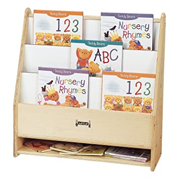 Jonti-Craft Kids Toddler Preschool Pick-a-Book Stand