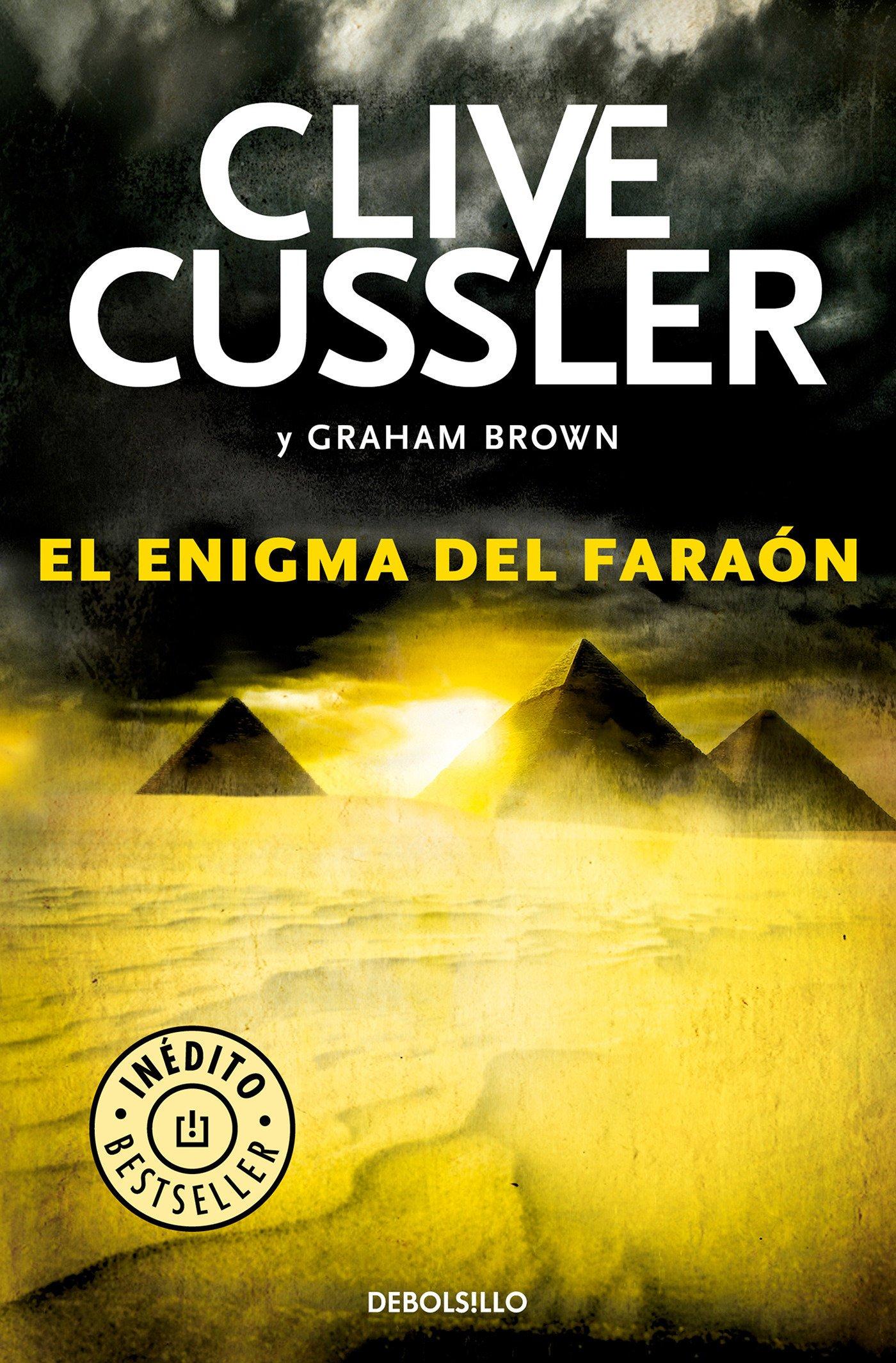 El enigma del faraón (Best Seller): Amazon.es: Cussler, Clive, Brown, Graham, CASTAÑO PÉREZ, BRUNO;: Libros