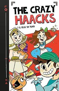 The Crazy Haacks y el reto del minotauro The Crazy Haacks 6 ...