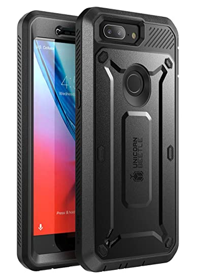 ZTE Blade Z Max Case, ZTE Sequoia Case, ZTE Blade Zmax Pro 2 Case, SUPCASE [UB PRO] Full-Body Rugged Holster Case with Built-in Screen Protector for ...