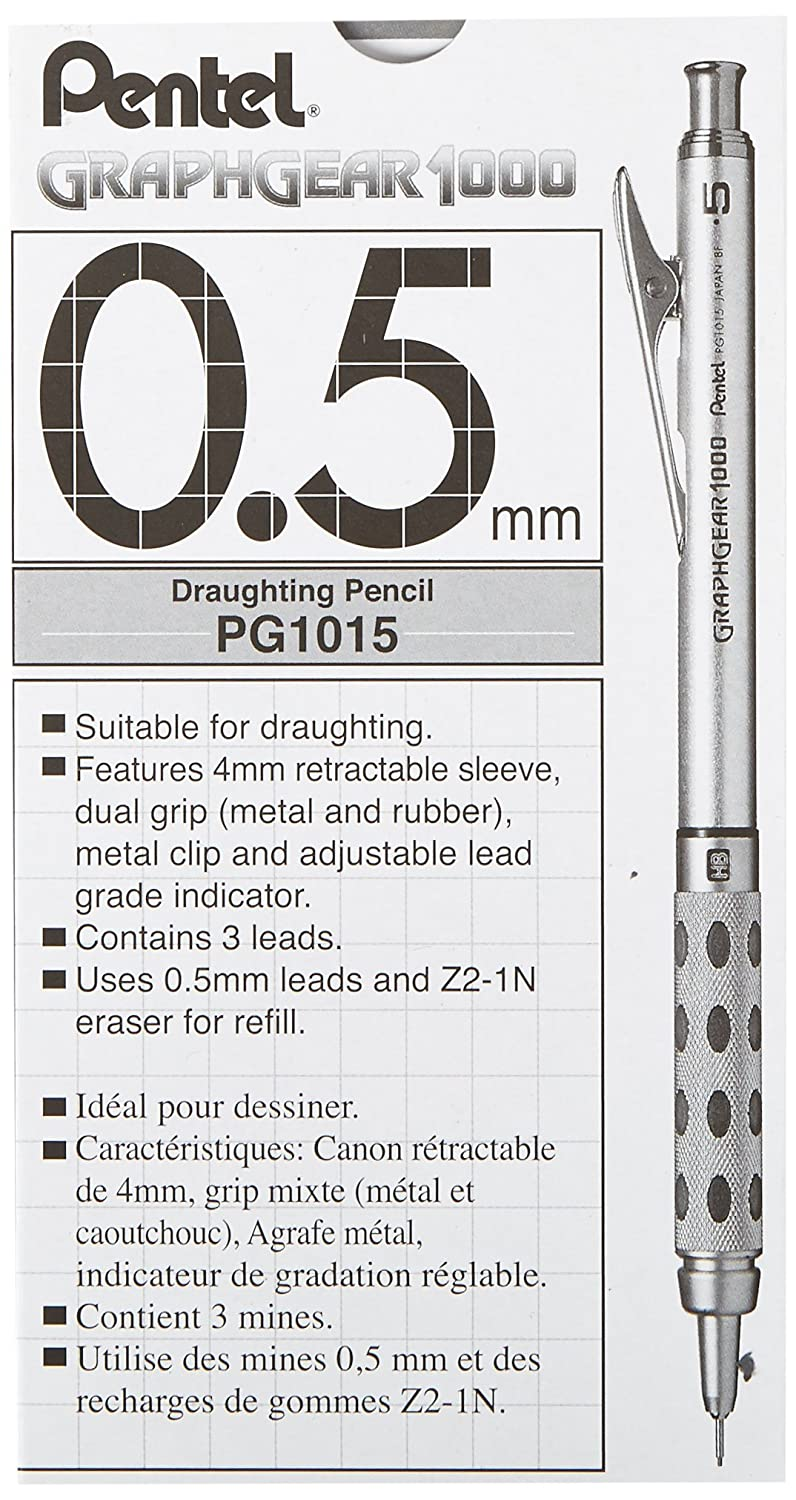 The Best Drafting Pencil 1