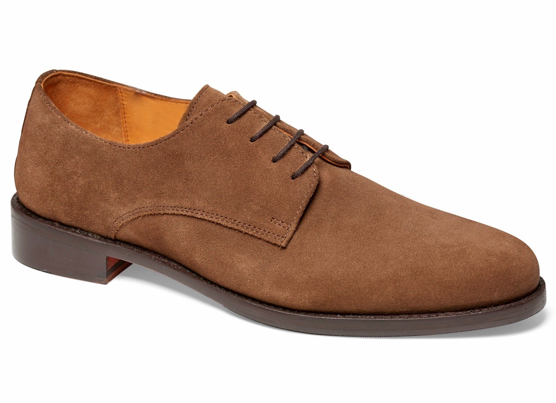 Carlos by Carlos Santana Men's Gypsy Derby Shoes In Goodyear Welted Construction (9.5 D, Honey Brown) by Carlos by Carlos Santana