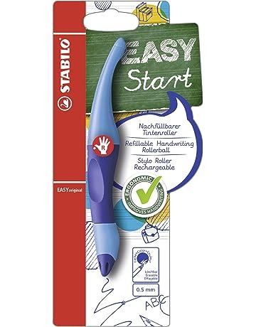 ... stilografica con cartuccia di inchiostro. STABILO EASYoriginal Penna  Roller+ refill per destrorsi colore Blu 183d02777136
