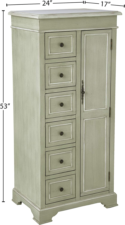 Stein World Furniture Dalton - Cómoda con 6 cajones: Amazon.es ...