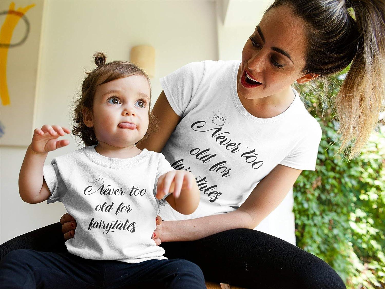 Fairytales Shirt for Women Disney Shirt for Women Disney Mom Shirt Never Too Old for Fairytales Shirt