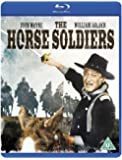 The Horse Soldiers [Blu-ray] [1959]