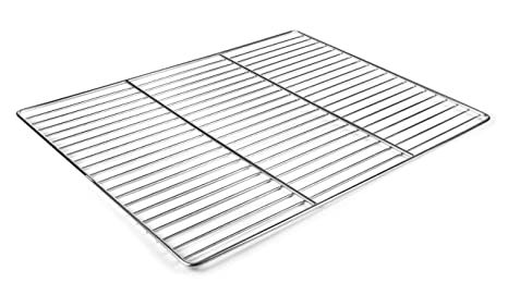 Amazon.com: Lacor 68741 – S. Acero 18/10 Grill 60 x 40 cms ...