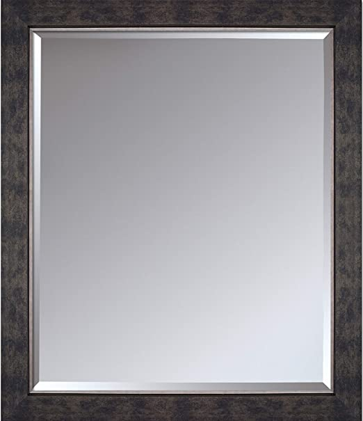 New black silver gold charcoal pewter picture photo frames in a Brushed Finish