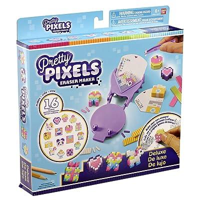Pretty Pixels Eraser Maker - Deluxe: Toys & Games