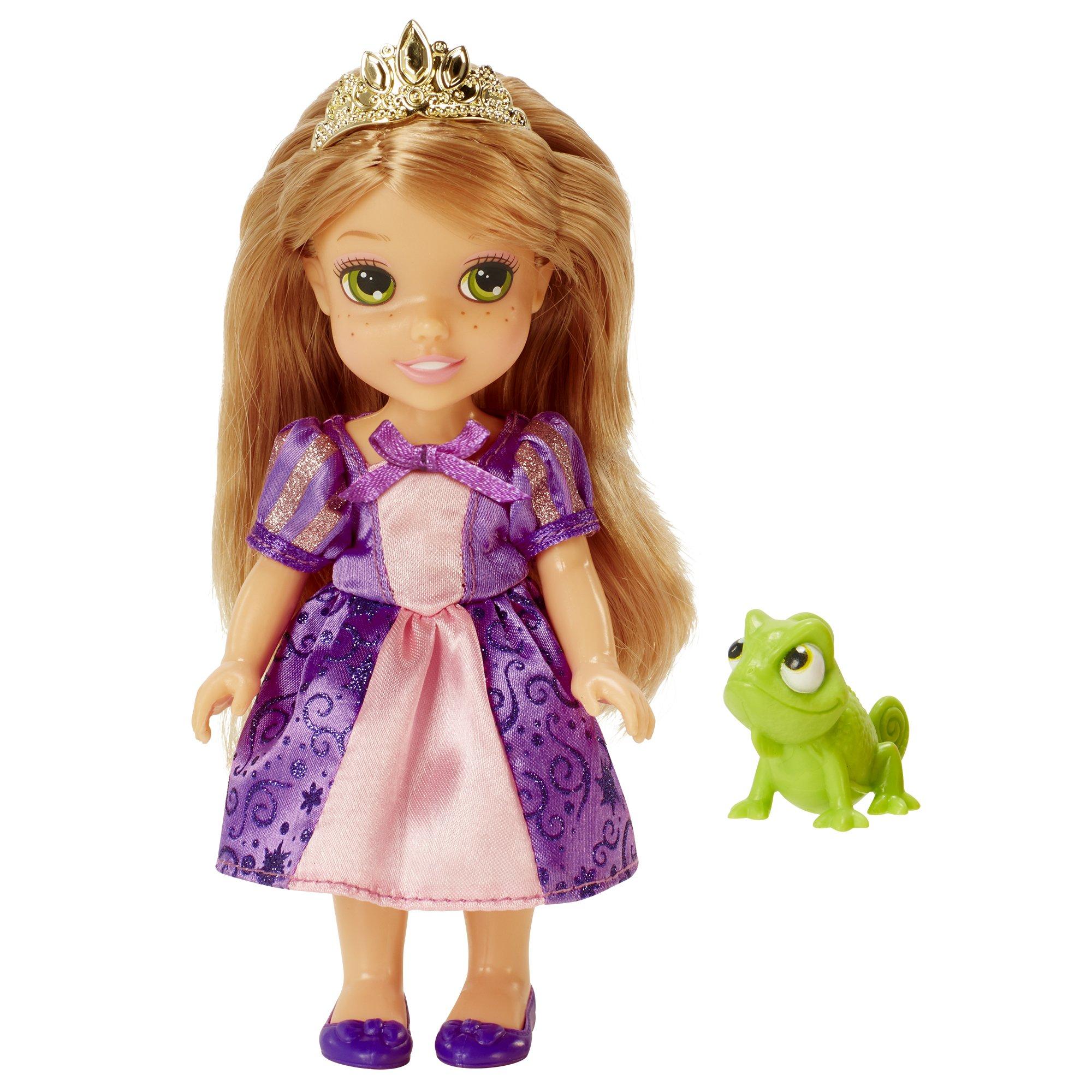 Amazon.com: Disney Princess Petite Mulan Doll and Pony ...