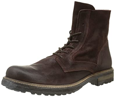 Boots homme HEXAGONE velours