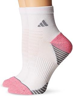 adidas quarter socks. adidas women\u0027s superlite speed mesh quarter socks (2 pack)