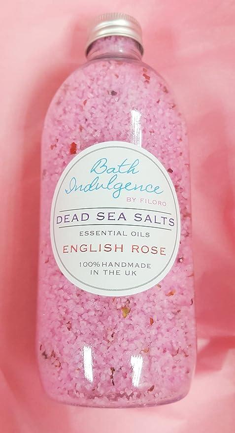 Dead Sea sali da bagno terapeutico rilassa Made in the UK 550 g ...
