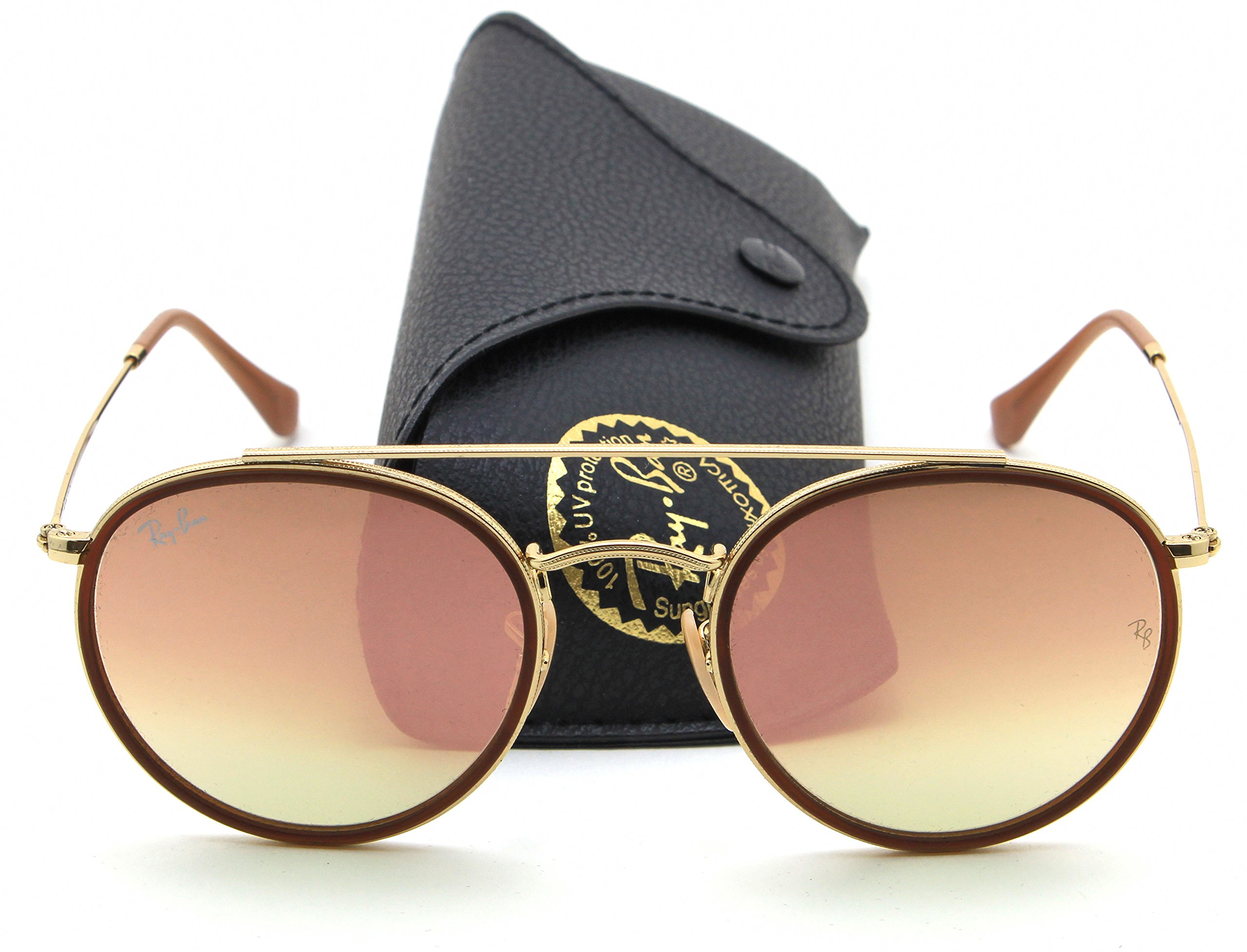 Ray Ban Round Double Bridge Top Deals   Lowest Price   SuperOffers.com 150f43544ad6