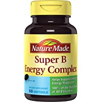 Nature Made Super B Complex Full Strength