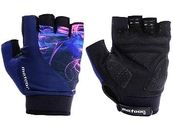 Fahrradhandschuhe Biker Handschuhe Radhandschuhe für Kinder Größe XS